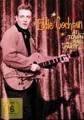 Eddie Cochran - DVD At Town Hall Party