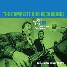 Dan Penn & Spooner Oldham - The Complete Duo Recordings  2-cd