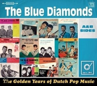 Blue Diamonds - The Golden Years Of Dutch Pop Music  2-cd
