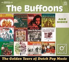 Buffoons - The Golden Years Of Dutch Pop Music  2-cd