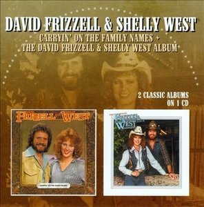 David Frizzell - Carryin'On The Family Names/The David Frizzell & Shelly West Album
