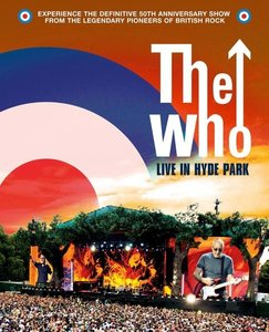 Who, The - Live In Hyde Park (2 CD + 1 DVD)