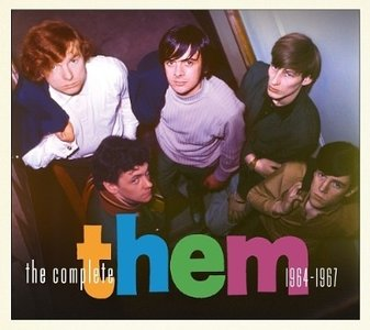 Them - The Complete Them 1964-1967 (3 CD's)
