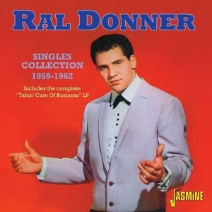 Ral Donner - Singles Collection 1959-1962