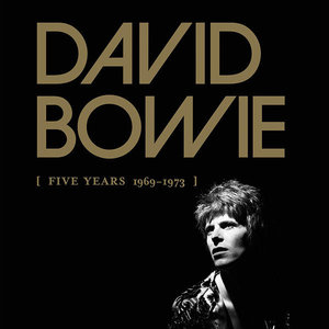 David Bowie - Five Years 1969-1973 (10 CD's)