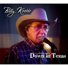 Billy Keeble - Down In Texas