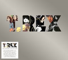 T-Rex - Albums Collection (10 cd-boxset)