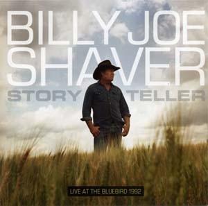 Billy Joe Shaver - Storyteller