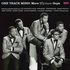 Various - One Track Mind; More Motown Guys