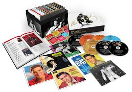 Elvis Presley - The RCA Albums Collection (60 cd's + gebonden boek)