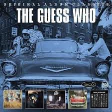 Guess Who - Original Album Classics  (5-cd set)