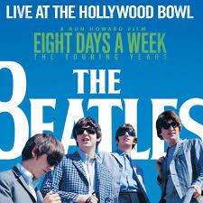 Beatles - Live At The Hollywood Bowl  (cd+boek)