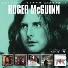 Roger McGuinn - Original album Classics  (5-cd set)
