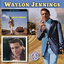 Waylon Jennings - The One And Only / Heartaches By the Number