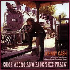 Johnny Cash - Come Along And Ride This Train (4-cd Box Set)