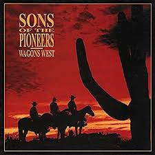 Sons Of The Pioneers - Wagons West (4-cd Box set)
