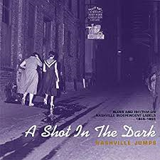 Various - A Shot In The Dark: Nashville Jumps (8-cd Box set + book)