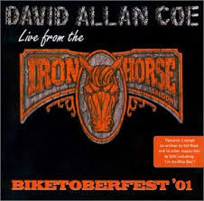 David Allan Coe - Live From the Iron Horse