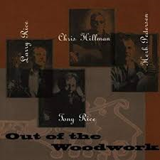 Rice Rice Hillman & Pedersen - Out Of the Woodwork