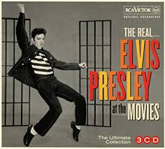 Elvis Presley - The Real Elvis Presley At the Movies (3-cd)
