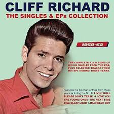 Cliff Richard - Singles & EP Collection 1958-1962  (2-cd)