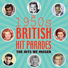 Various - 1950's British Hitparades: The Hits We Missed (2-cd)