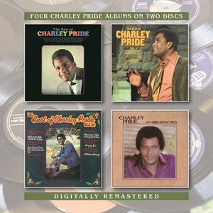 Charlie Pride - Best of 1 /Best of 2 /Best of 3 / Greatest Hits