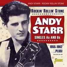 Andy Starr - Rockin' Rollin' Stone