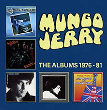 Mungo Jerry - The Albums 1976-1981 (5-cd boxje)