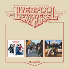 Liverpool Express - The Albums (3-cd set)