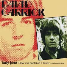 David Garrick - The Pye Anthology (2-cd sequel records)