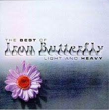 Iron Butterfly - Light And Heavy; The Best Of (21 tracks)