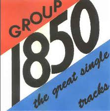 Group 1850 - The Great Single Tracks