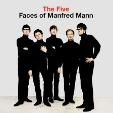 Manfred Man - The Five Faces Of Manfred Mann (Best Of - Japan persing)