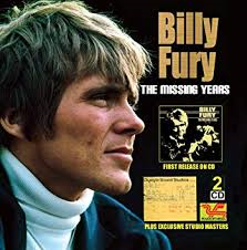 Billy fury - The Missing Years (2-cd)