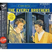 Everly Brothers - LP A Date With (japan persing)