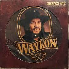 Waylon Jennings - LP Greatest Hits (Limited Edition Picture Disc)