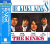 Kinks-The-Kinky-Kinks-(20-tracks-japan-persing-1991)